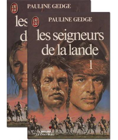 Les seigneurs de la lande (Pauline Gedge) - J'ai lu N° 1345 et 1346