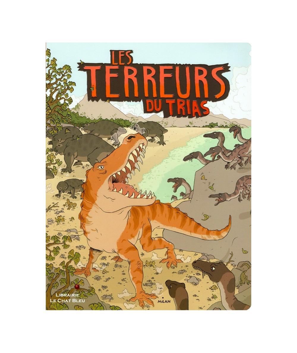 Les terreurs du trias (Isaac Lenkiewick, Nick Crumpton)