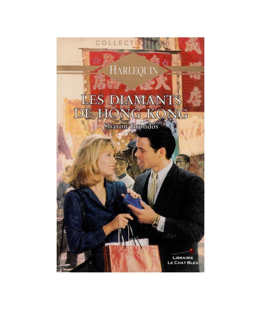 N° 415 - Les diamants de Hong Kong (Sharon Brondos)