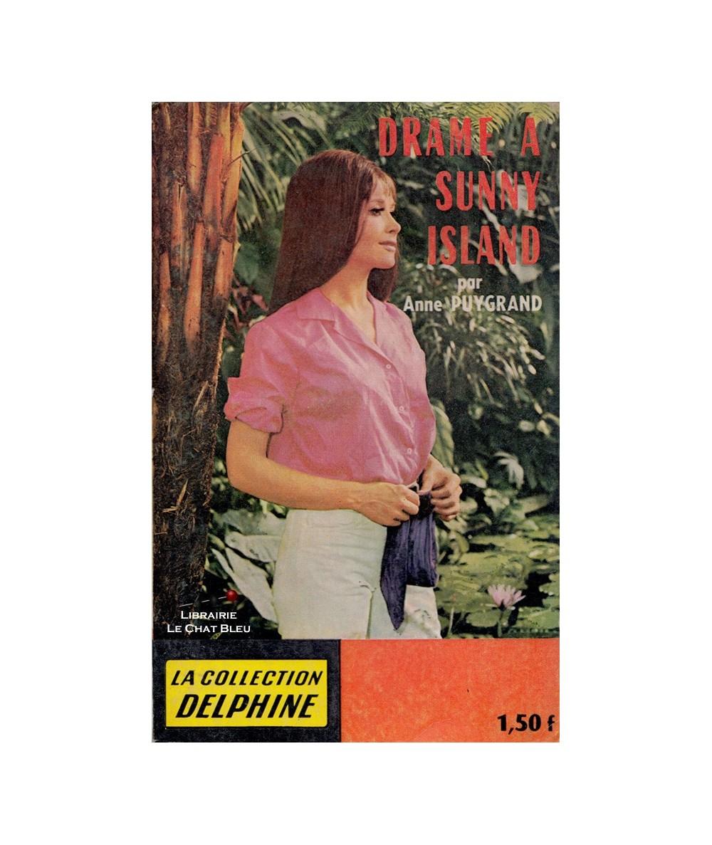 N° 267 - Drame à Sunny Island (Anne Puygrand)