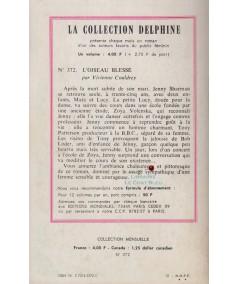 L'oiseau blessé (Vivienne Couldrey) - Delphine N° 372