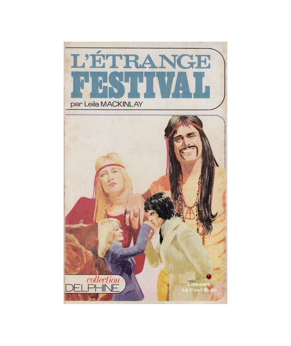 N° 345 - L'étrange festival (Leila MacKinlay)