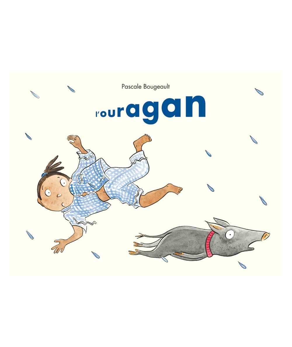 L'ouragan (Pascale Bougeault) - Collection Kilimax