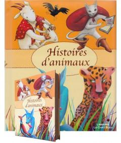 Histoires d'animaux (Collectif) - Collection Histoires du soir