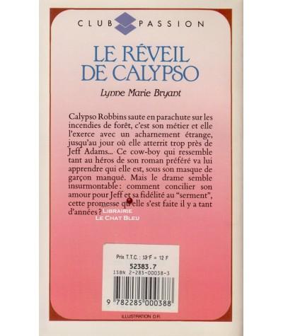 Le réveil de Calypso (Lynne Marie Bryant) - Club passion N° 70