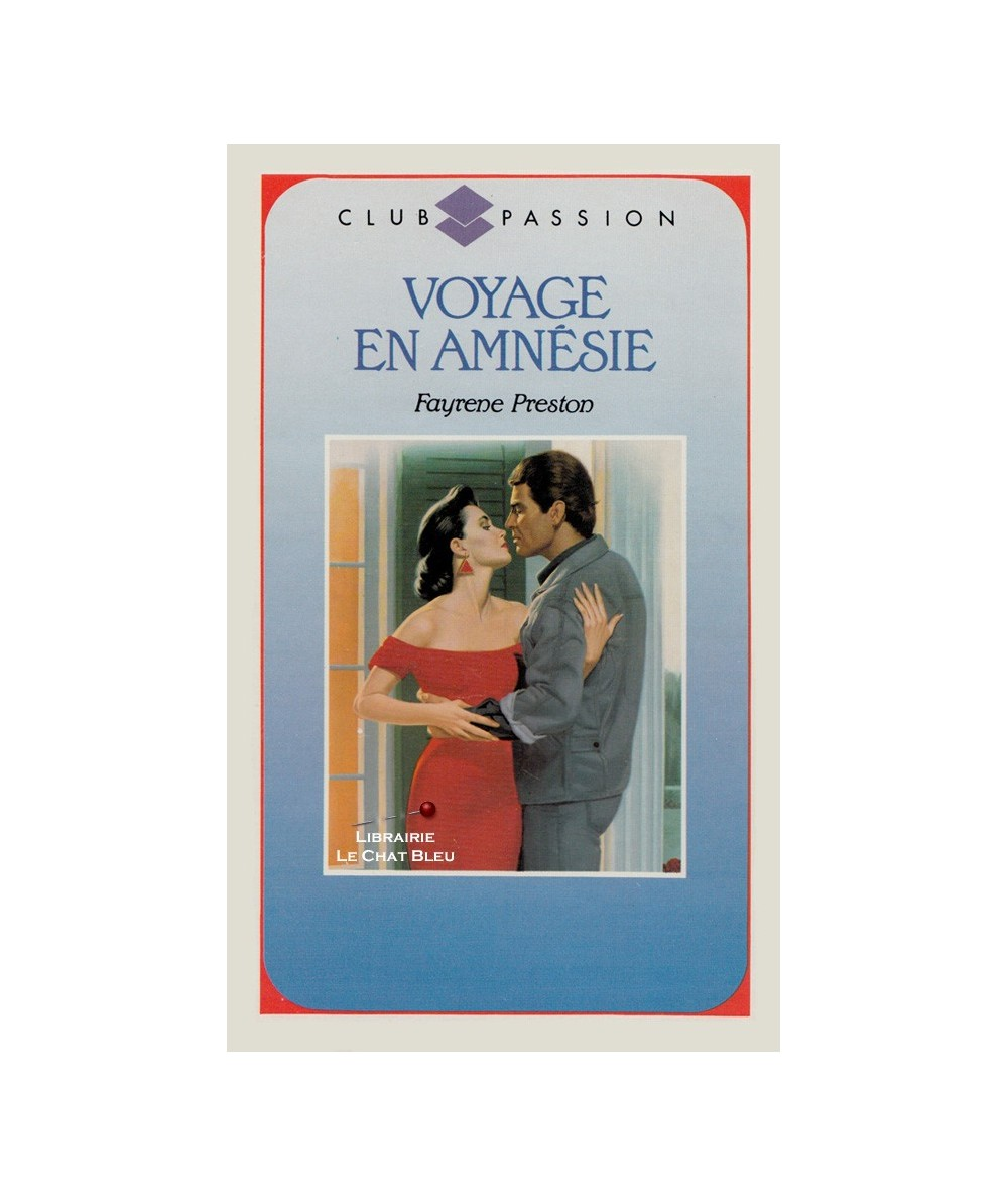N° 87 - Voyage en amnésie (Fayrene Preston)