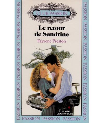 Le retour de Sandrine (Fayrene Preston) - Club passion N° 16