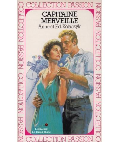 Capitaine Merveille (Anne et Ed. Kolaczyk) - Passion N° 91