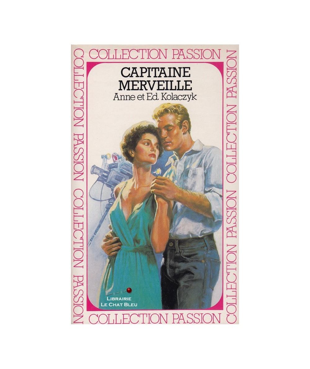 N° 91 - Capitaine Merveille (Anne et Ed. Kolaczyk)