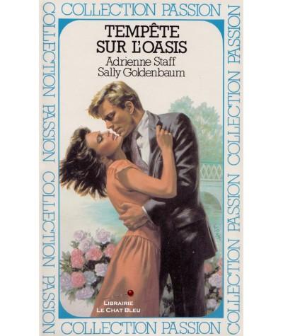 Tempête sur l'oasis (Adrienne Staff & Sally GoldenBaum) - Passion N° 96
