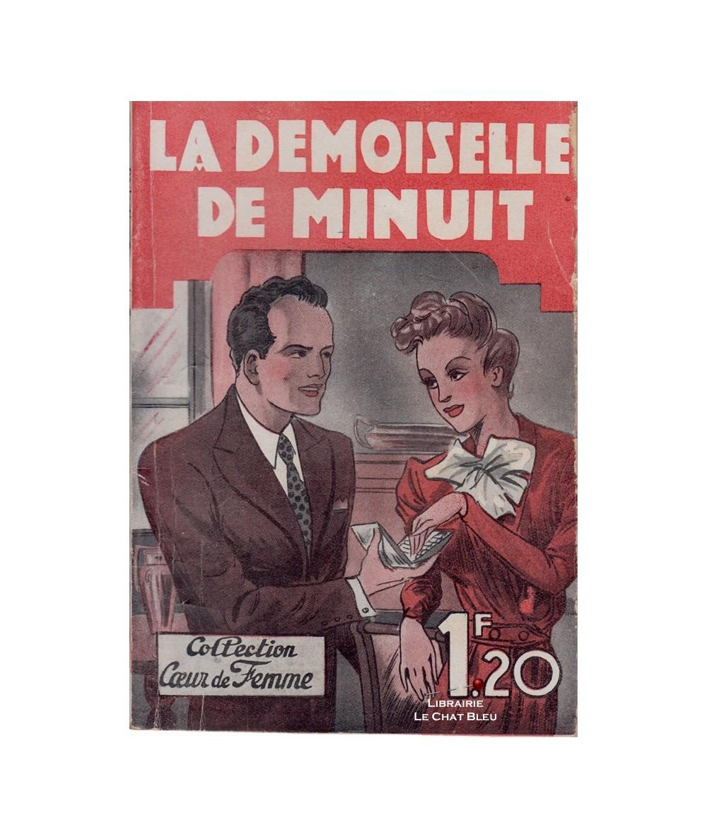 Coeur de Femme N° 45 - La demoiselle de minuit (Pierre La Vigne)