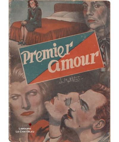 Premier amour (Jean Fabien) - Couverture illustrée par Christian Mathelot