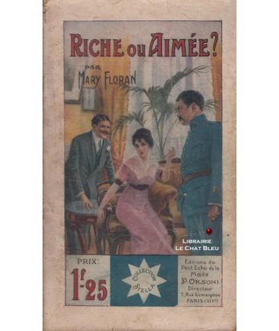 Riche ou Aimée ? (Mary Floran) - Stella N° 9
