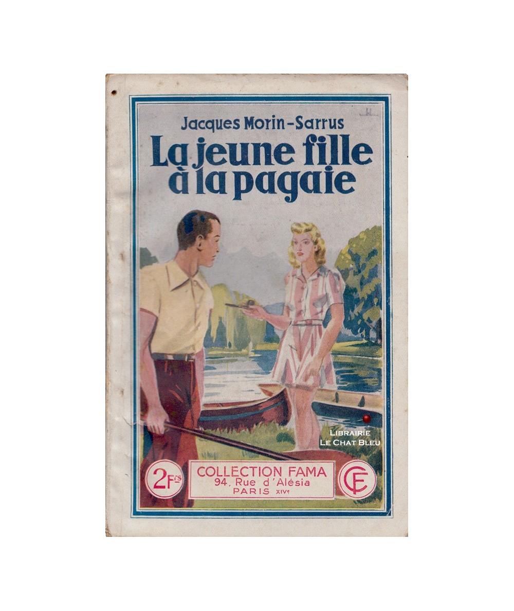 Fama N° 657 - La jeune fille à la pagaie (Jacques Morin-Sarrus)