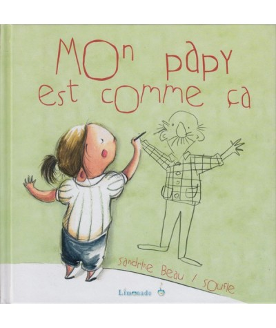 Mon papy est comme ça (Sandrine Beau, Soufie)