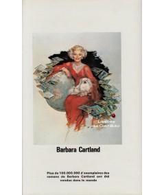 Les larmes de l'amour (Barbara Cartland) - Editions de Trevise