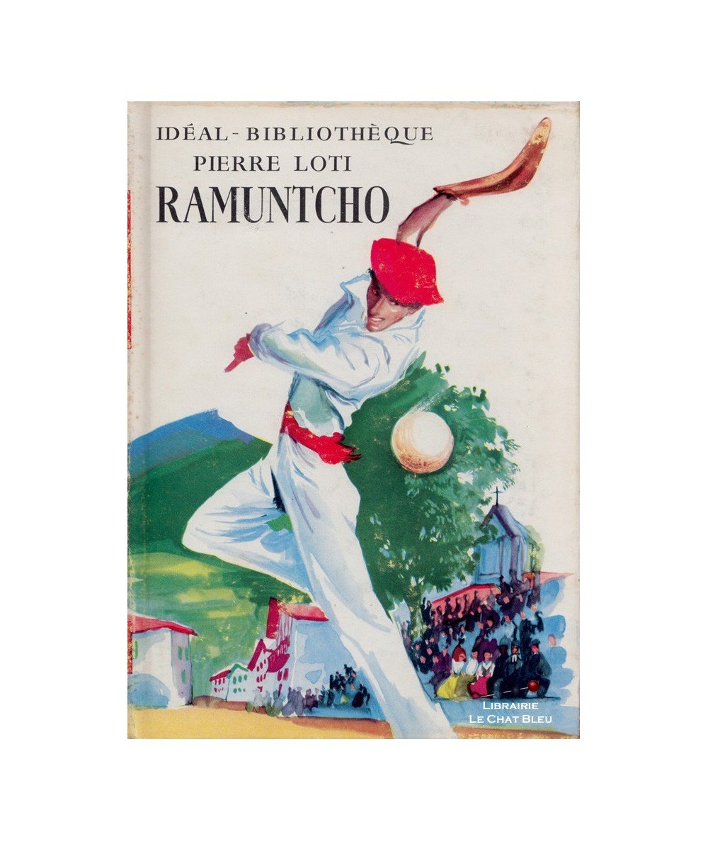 Ramuntcho (Pierre Loti)