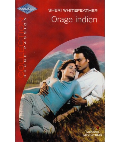 Orage indien (Sheri White feather) - Rouge passion N° 1183