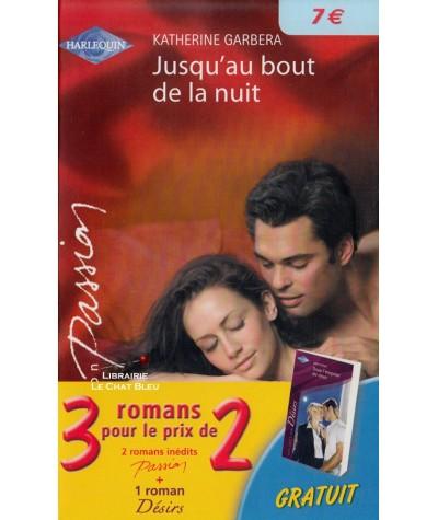Pack 3 romans Harlequin (C. Galitz, L. Foster, K. Garbera)