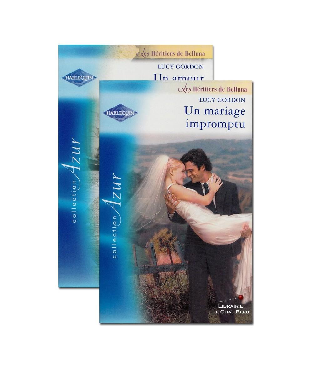 Les Héritiers de Belluna (Lucy Gordon) : Un mariage impromptu - Un amour sans partage