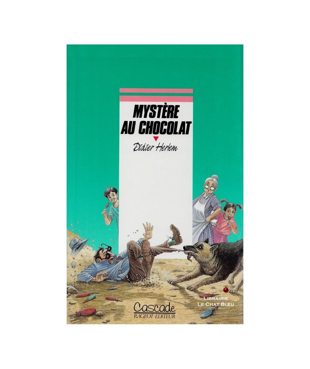 Mystère au chocolat (Didier Herlem) - Collection Cascade