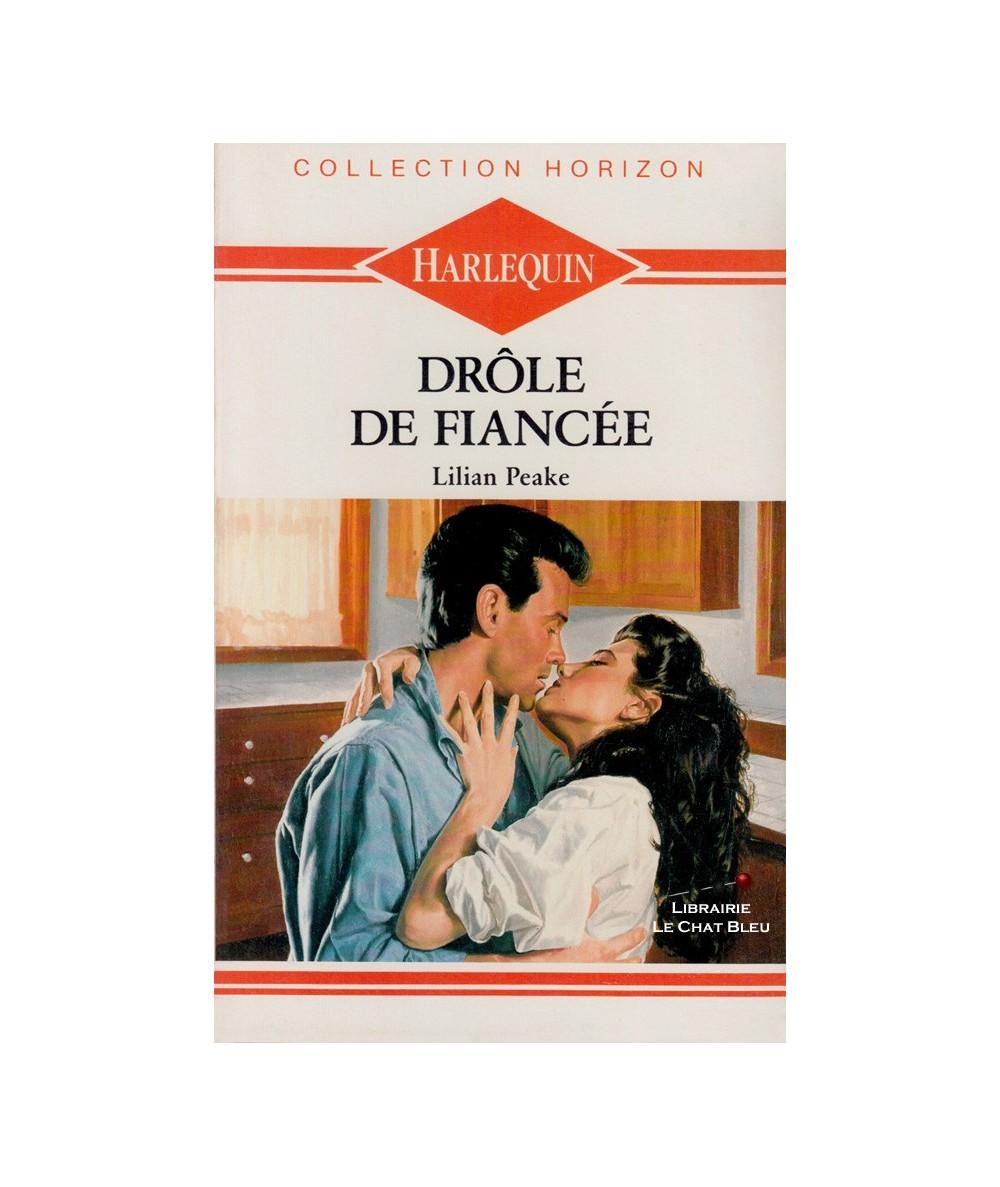 N° 894 - Drôle de fiancée (Lilian Peake)