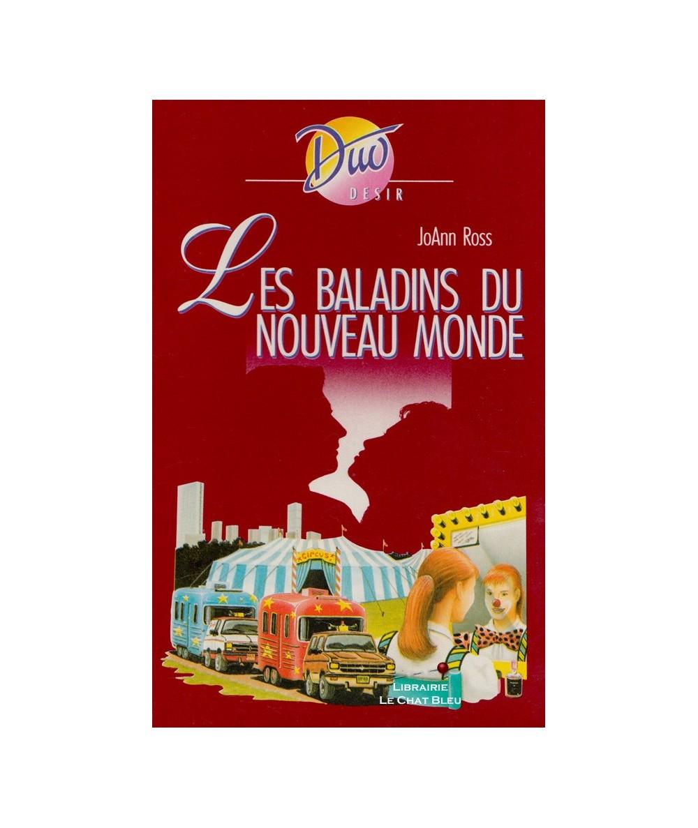 N° 279 - Les baladins du Nouveau Monde (JoAnn Ross)