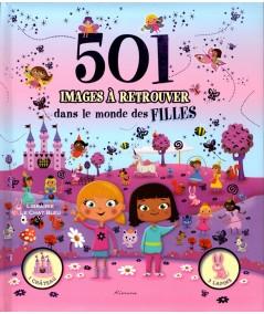 501 images à retrouver dans le monde des Filles - Kimane Editions