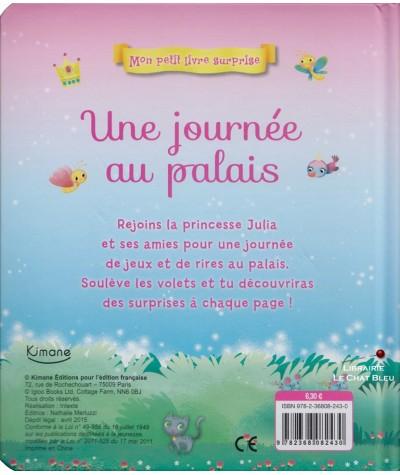 Mon petit livre surprise : Une journée au palais - Kimane Editions