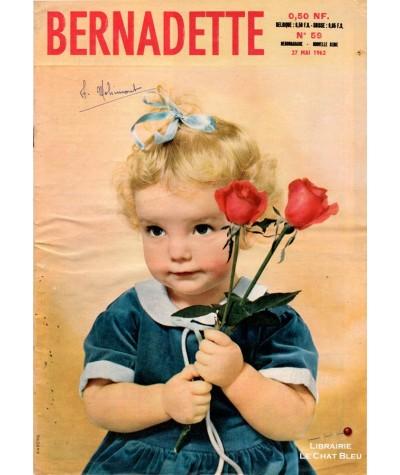 Revue Bernadette n° 59 du 27 mai 1962