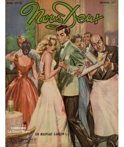 Magazine Nous Deux n° 166 paru en  1950