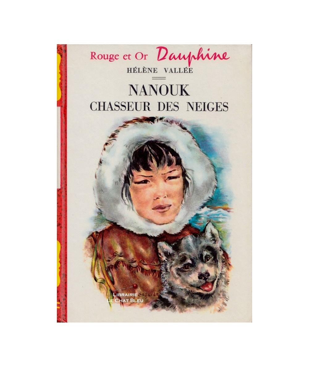 N° 147 - Nanouk chasseur des neiges (Hélène Vallée)