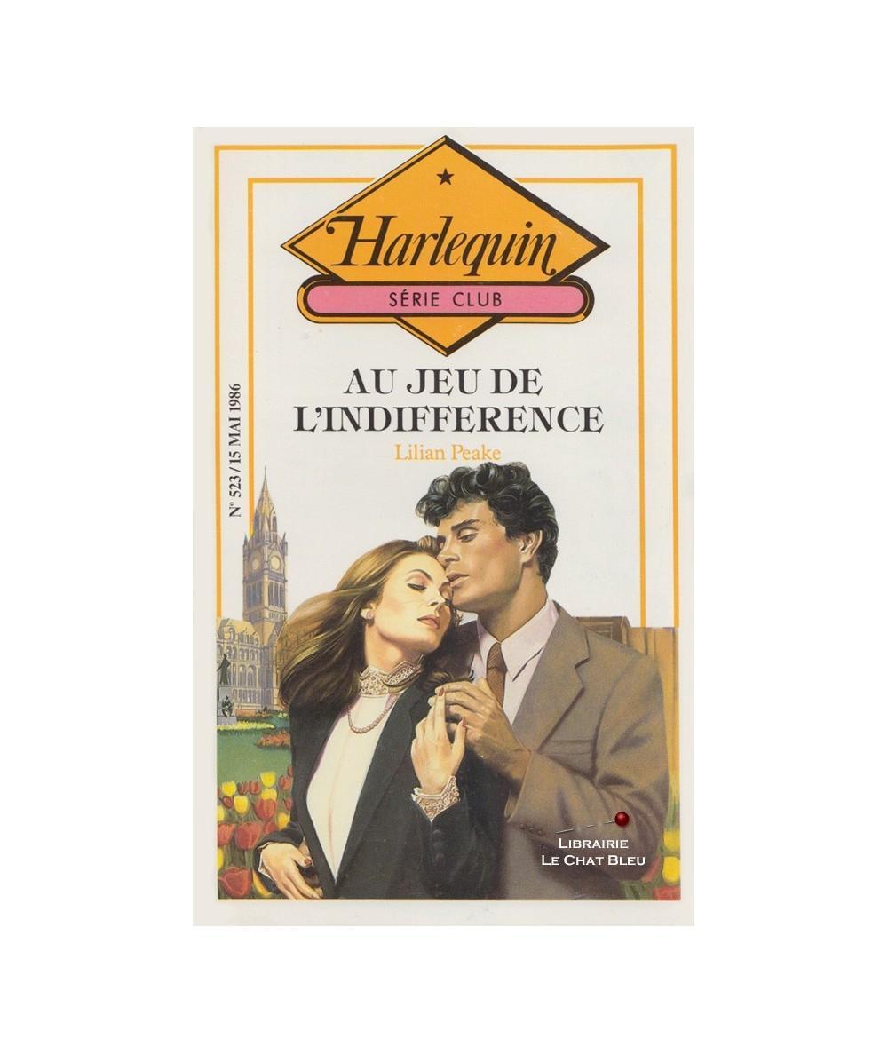 N° 523 - Au jeu de l'indifférence (Lilian Peake)