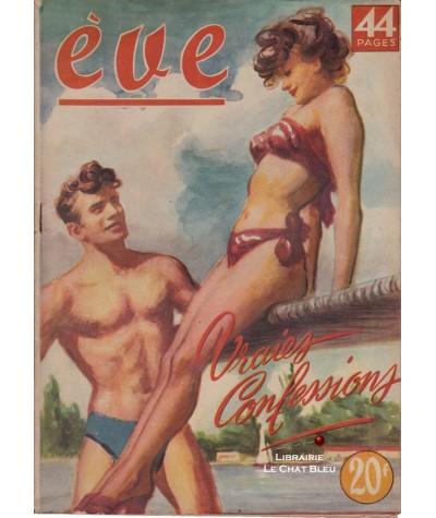 Revue Eve n° 219 du 28 juin 1950