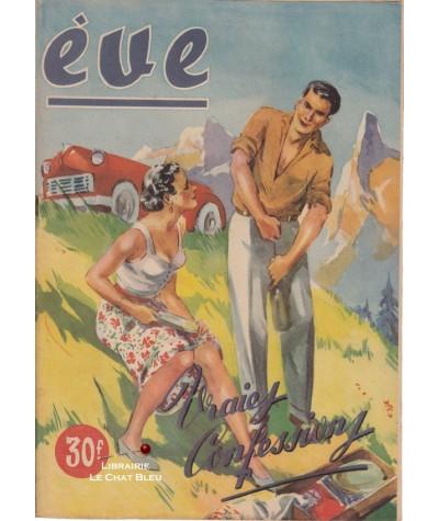 Revue Eve n° 285 du 3 octobre 1951