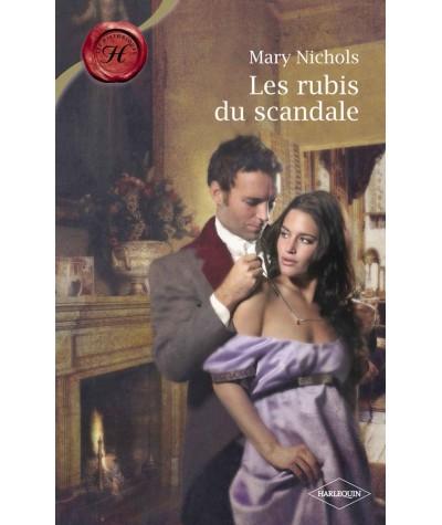 Les rubis du scandale (Mary Nichols) - Les Historiques Harlequin N° 435
