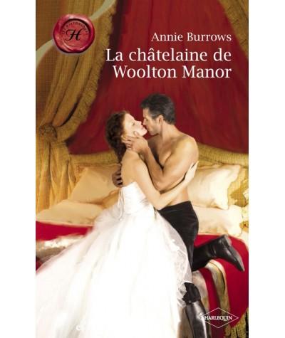 La châtelaine de Woolton Manor (Annie Burrows) - Les Historiques Harlequin N° 461