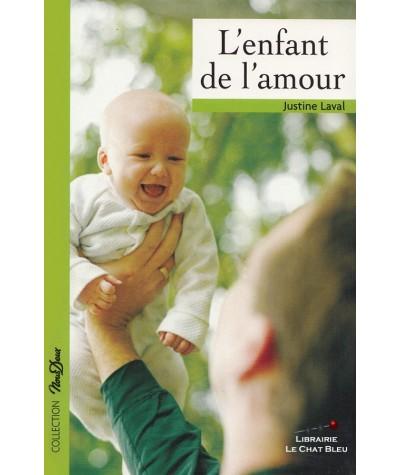 L'enfant de l'amour (Justine Laval) - Roman Nous Deux N° 207