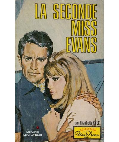 La seconde Miss Evans (Elizabeth Kyle) - Roman Nous Deux N° 278