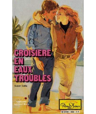 Croisière en eaux troubles (Susan Sallis) - Roman Nous Deux N° 408