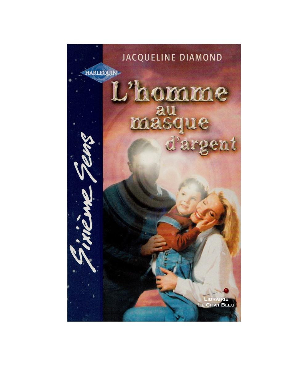 N° 128 - L'homme au masque d'argent (Jacqueline Diamond)