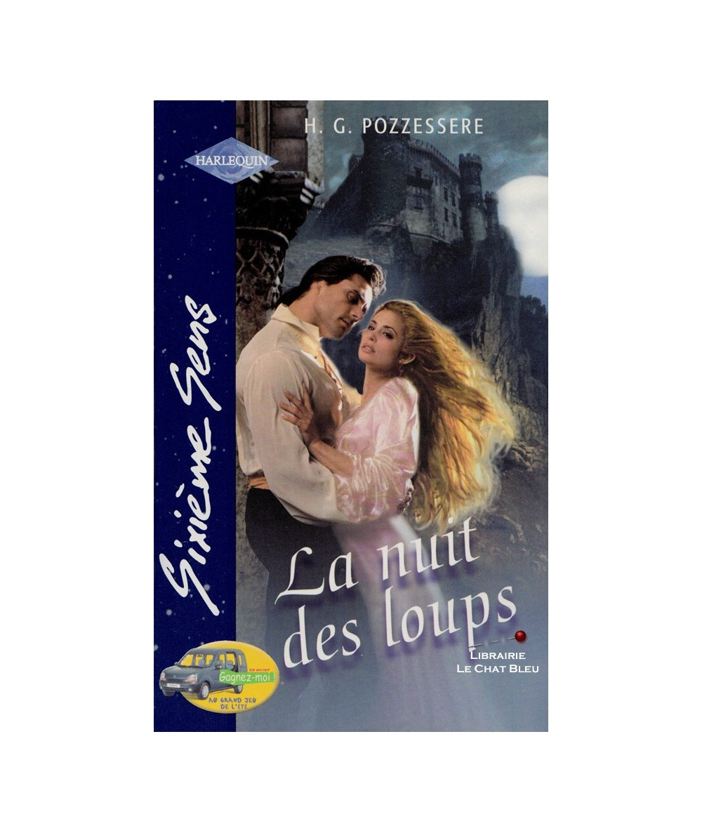 N° 154 - La nuit des loups (Heather Graham Pozzessere)