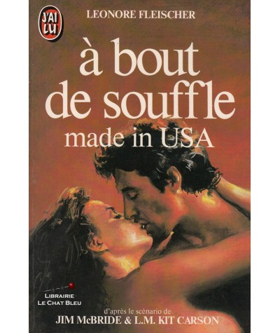 A bout de souffle made in USA (Leonore Fleischer) - J'ai lu N° 1478
