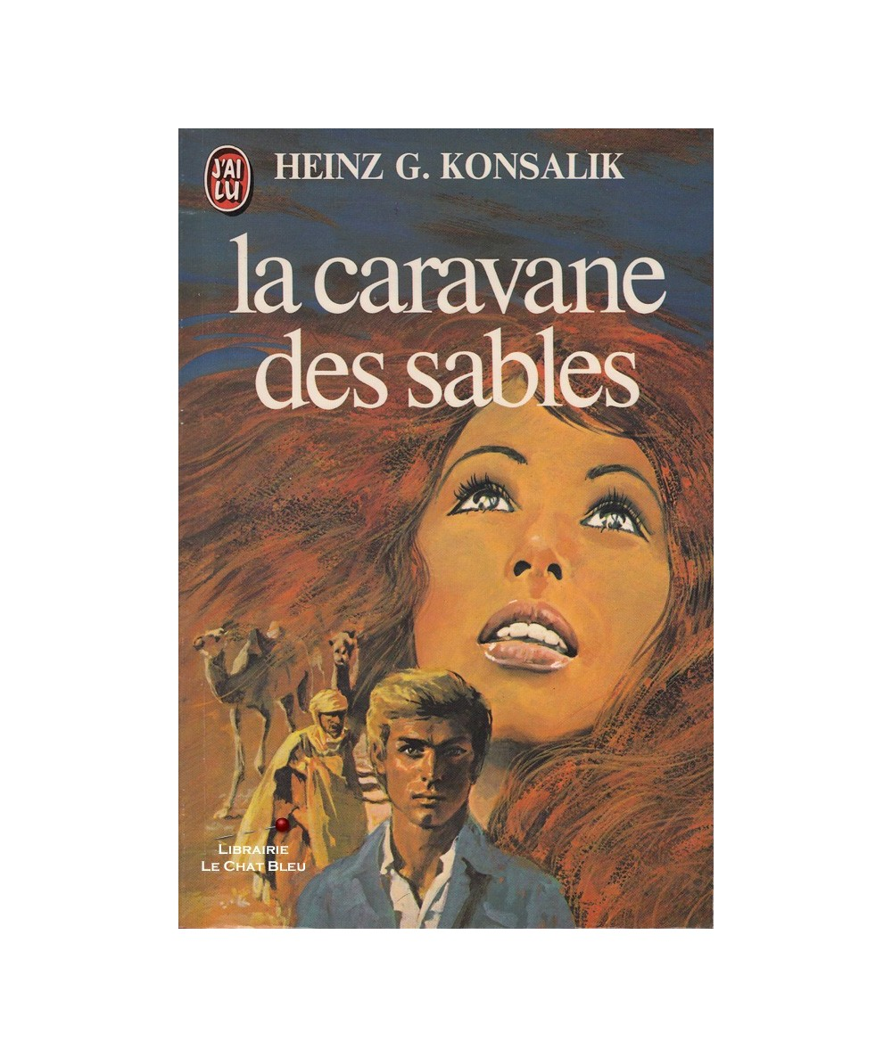 N° 1084 - La caravane des sables (Heinz G. Konsalik)