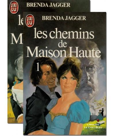 Les chemins de Maison Haute (Brenda Jagger) - J'ai lu N° 1436 et 1437