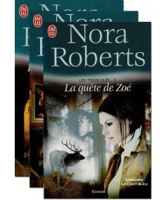 Les trois clés (Nora Roberts) - Editions J'ai lu