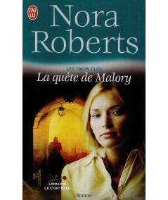 Les trois clés (Nora Roberts) - Editions J'ai lu N° 7535