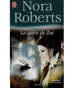 Les trois clés (Nora Roberts) - Editions J'ai lu N° 7855