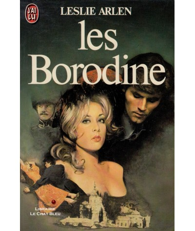 Les Borodine (Leslie Arlen) - J'ai lu N° 1226