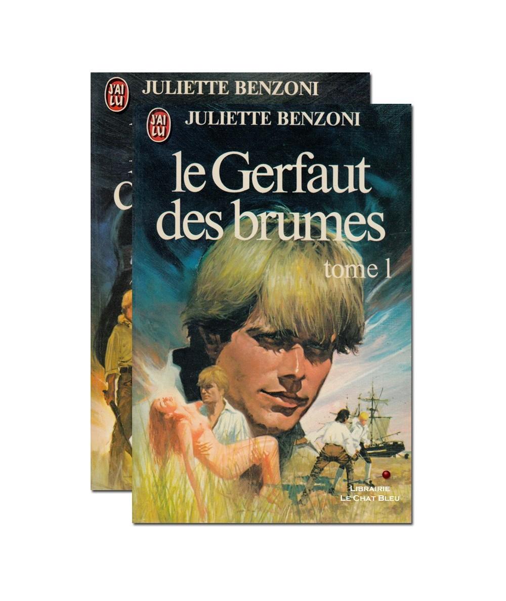 N° 1118 et 1119 - Le Gerfaut des brumes (Juliette Benzoni)